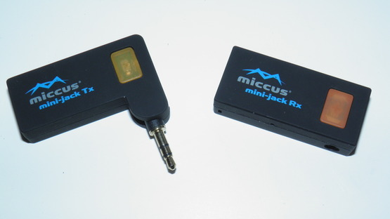 MICCUS BLUETOOTH ADAPTERS
